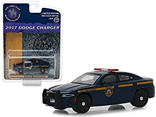 New GREENLIGHT 51178 York State Trooper 2017 Dodge Charger Patrol CAR DIECAST 1:64