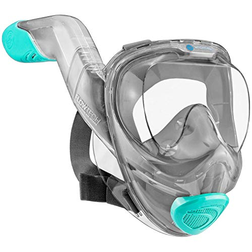 WildHorn Outfitters Seaview 180° V2 Full Face Snorkel Mask