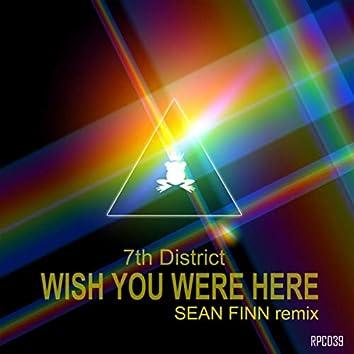 Wish You Were Here (Sean Finn Remix)