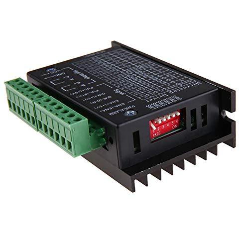 4A TB6600 Stepper Motor Driver, Schrittmotortreiber Controller Phasen Hybrid Schrittmotor Treiber Fahrer für 3D Printer Drucker/CNC