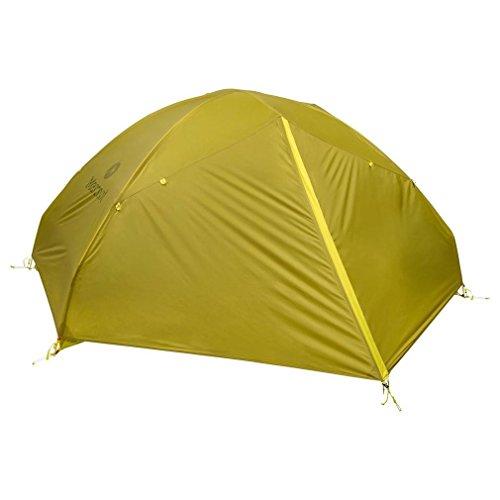 Marmot Tungsten UL 2P Tent, Dark Citrus