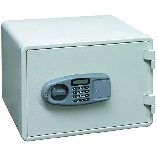 Müller Safe EM020 Dokumententresor, 60 Minuten Brandschutz, H35.8xB48xT38.8 cm, 45 kg