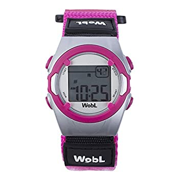 Wobl as the best vibrating alarm watch for kids