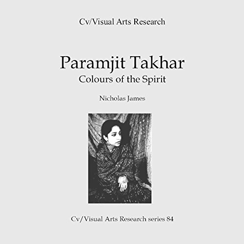 Paramjit Takhar: Colours of the Spirit audiobook cover art