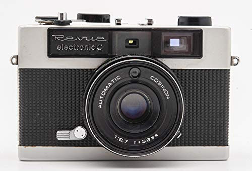 Revue Electronic C Kamera Sucherkamera - Automatic Cosinon 1:2.7 38mm Optik