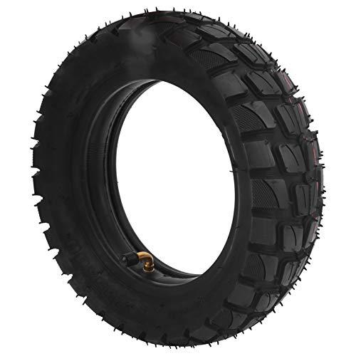 Eosnow Neumático Inflable, Fuerza Uniforme Buen Efecto de absorción de Impactos Neumático de 10 Pulgadas para Scooter