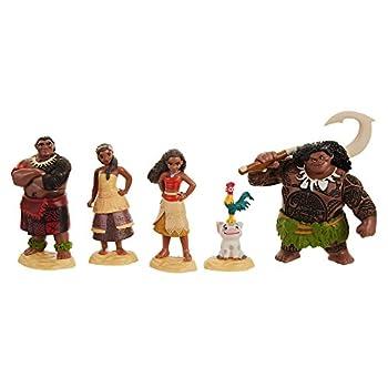 Moana Disney s Figure Set Toy Figure
