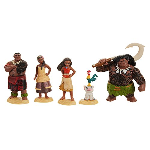 Moana Disney-Figuren-Set