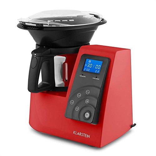 Klarstein Kitchen Hero • Robot de cocina multifunción • batidora ...