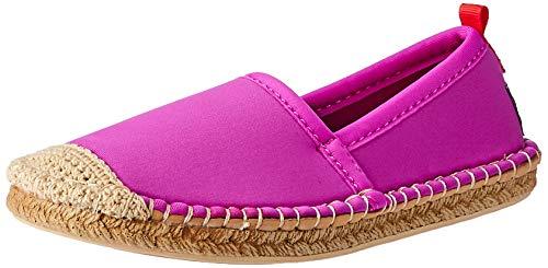 Sea Star Beachwear Beachcomber Espadrille Water Shoe (Toddler/Little Kid/Big Kid) Hot Pink 2 Little Kid