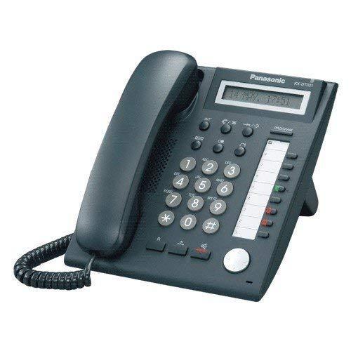 PANASONIC KX-DT321EB 1 LINE BACKLIT LCD PHONE - BLACK (Reacondicionado)