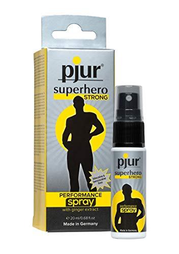 pjur Superhero Strong Spray (20ml)