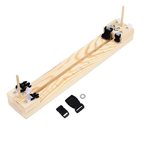 Yodensity Armband DIY Maschine Kit Handgemachte Weaving Werkzeug für Schlüsselanhänger Paracord Fallschirmleine Pfeife in Größe M / L