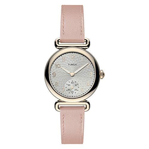 Timex Reloj de Vestir (Modelo: TW2T88400VQ)