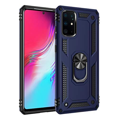 Compatible con Samsung Galaxy S20 Plus 6.7 in_ S20 Ultra 6.9 en Teléfono Móvil 360 ° giratorio Funda compatible con soporte magnético, antigolpes antigolpes carcasa Cover