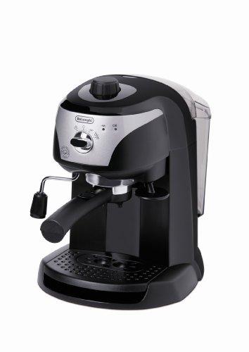 DeLonghi EC221.B Espressomaschine / 15 Bar / ESE-System / Siebträger
