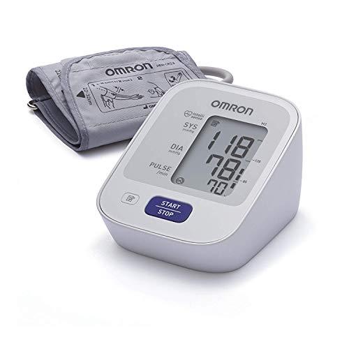 OMRON M2 - Tensiómetro de brazo, detección del pulso arrítmico, tecnología Intellisense...