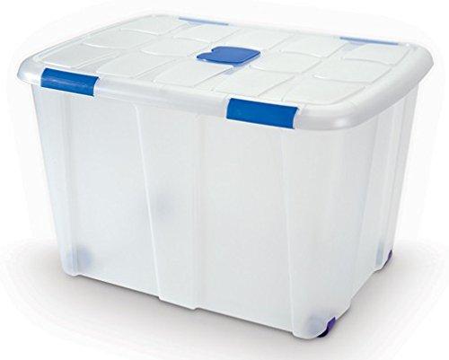Plastic Forte - Caja de ordenación n 16 130 litros