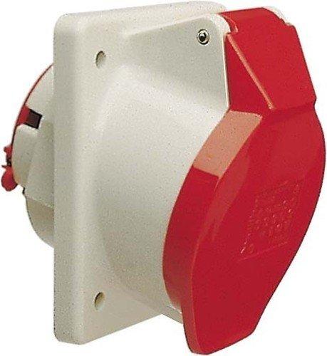 Walther Werke inbouwdoos schuin 32A 530 5P 400V 6h IP44 CEE-contactdoos 4015609000753