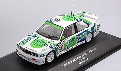 per BMW M3 N.30 DTM 1992 PRINZ POLDI VON BAYERN 1:43 - CMR Classic Model Replicars - Auto Competizione - Die Cast - Modellismo
