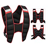 PROIRON Weighted Vest 10kg, Weight Vest for Men Women with Comfortable Breathable Fabric