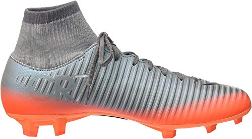 Nike Mercurial Victory VI Dynamic Fit CR7, Chaussures de Football Entrainement Homme, Gris (Cool Grey/MTLC Hematite-Wolf Grey-Total), 44.5 EU