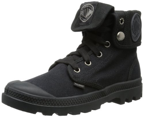 Palladium Baggy, Damen Desert Boots, Schwarz (Black/Black), 36