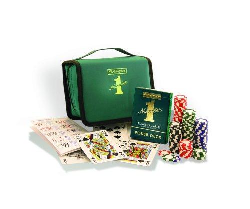 Travel Poker Set Waddingtons Number 1