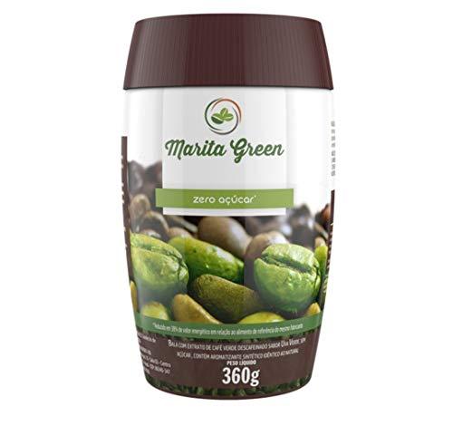 Marita Green ZERO Azucar (Caramelo funcional de Svetol para adelgazar y controlar el peso con extracto de café verde)+...