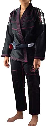 B/õa BJJ Gi Kimono Treinado Navy 3.0