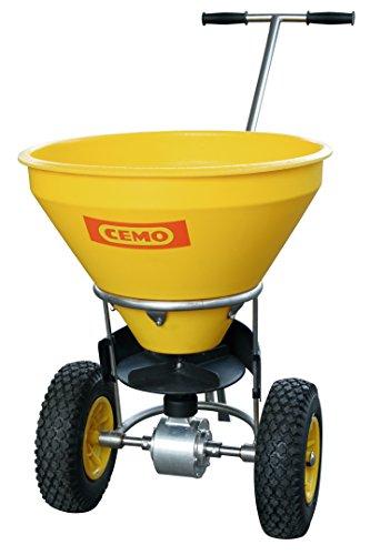 Cemo Streuwagen SW 50-E (50 Liter);;;;;