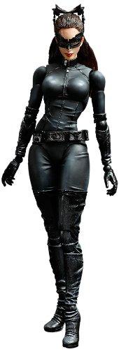 The Dark Knight Trilogy - Figura Play Arts Kai Catwoman