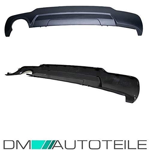DM Autoteile W204 C204 Diffusor Heckansatz Stoßstange Hinten für AMG Paket 4. Zyl.