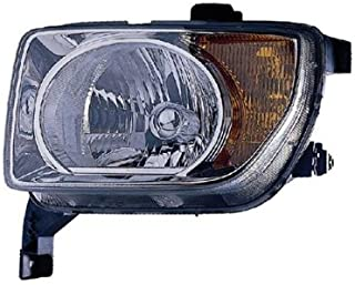 Honda Element Replacement Headlight Assembly - 1-Pair