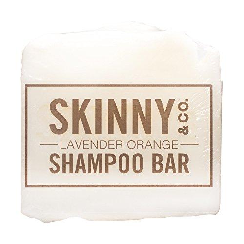 Skinny & Co. Coconut Oil Lavender Orange Shampoo Bar