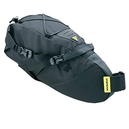 TOPEAK Tija Bolsa bajo sillín Backloader 6 litros, Unisex-Adultos, Negro, Estándar