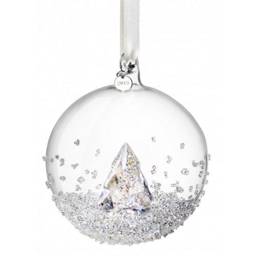 Swarovski Christmas Ornament CHRISTMAS BALL ORNAMENT 2013 #5004498
