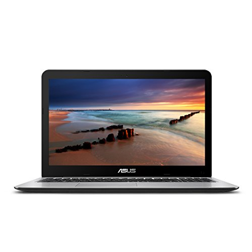 "ASUS F556UA-UH71 Laptop (Windows 10, Intel Core i7-7500U 2.7GHz, 15.6"" LED-Lit Screen, Storage: 1000 GB, RAM: 8 GB) Black/Silver"