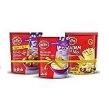 MTR Gulab Jamun Mix 100g Vermicelli Payasam Mix 100g + Badam Mix 100g Bag, 300 g with Combo Pack