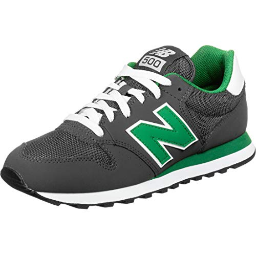 New Balance GM500TRW, Trail Running Shoe Mens, Grau/Grün
