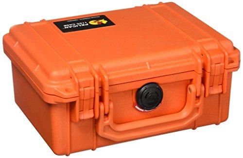 Pelican 1150 Kameratasche mit Schaumstoff, Orange