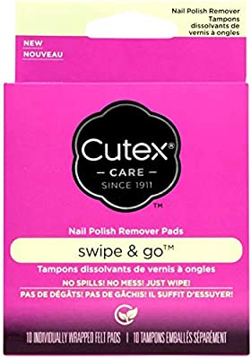 Cutex Care Swipe and