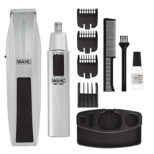 Wahl Mustache and Beard Trimmer with Bonus Trimmer $10.95 @ Amazon