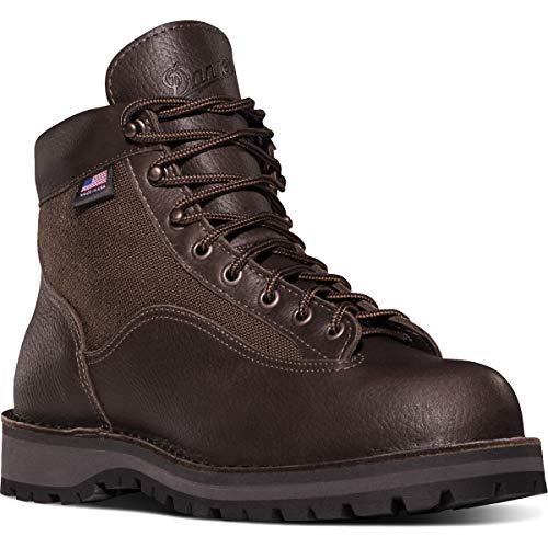 Danner Men's 33020 Light II 6' Gore-Tex Hiking Boot, Dark Brown - 10.5 D