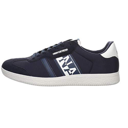 Napapijri Herren Sneaker Court blau Gr. 41