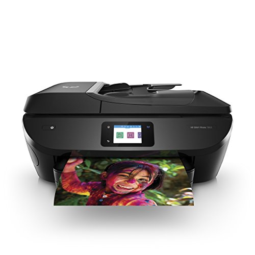 HP ENVY Photo 7855 All in One Photo Printer with Wireless Printing, HP Instant Ink...