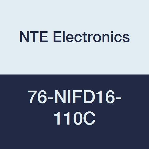 NTE Electronics 76-NIFD16-110C Nylon Disconnect favorite specialty shop Female Insulated