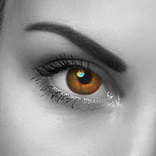 2 Farbige Kontaktlinsen