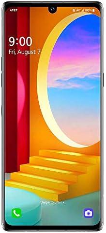 "LG Velvet 5G G900UM 128GB AT&T GSM Unlocked Phone 6.8"" - NO CDMA (Silver) (Renewed) WeeklyReviewer"