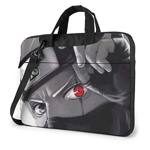 XCNGG Sharingan Eye Kakashi Bolsa para computadora portátil Maletín de Negocios para Hombres y...